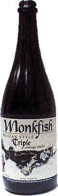 Fish Tale Monkfish Triple (Barrel Aged)