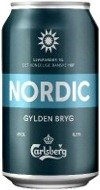Carlsberg Nordic Gylden Bryg