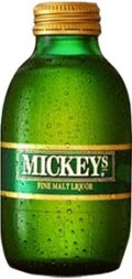 Mickeys Fine Malt Liquor