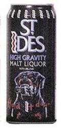 St. Ides High Gravity Malt Liquor - Malt Liquor