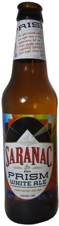 Saranac Prism White Ale