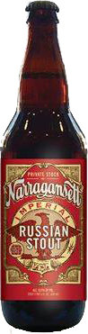 Narragansett Private Stock Imperial Russian Stout - Imperial Stout