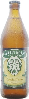 Green Man Czech Pilsner