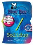 Blue Bee pUnKtuation #  7:  ⁄  Solidus