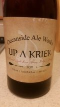 Oceanside Ale Works Up A Kriek