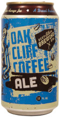 Deep Ellum Oak Cliff Coffee Ale