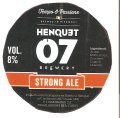 Henquet Strong Ale