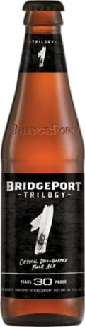BridgePort Trilogy 1 Crystal Dry-Hopped Pale Ale - American Pale Ale