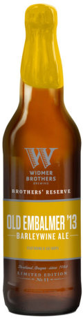 Widmer Brothers Old Embalmer - Barley Wine