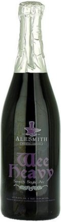 AleSmith Wee Heavy Scotch Ale - Scotch Ale