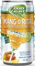 Bud Light Lime Mang-o-Rita - Fruit Beer
