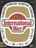 Club International Bier