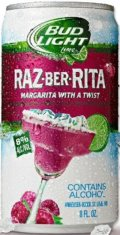 Bud Light Lime Raz-Ber-Rita - Fruit Beer