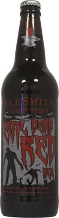 AleSmith Evil Dead Red - Amber Ale