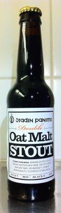 Stadin Double Oat Malt Stout