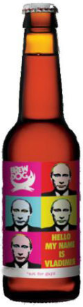 BrewDog Hello, My Name is Vladimir