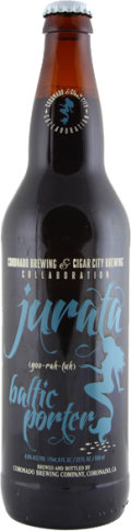 Coronado / Cigar City Jurata Baltic Porter