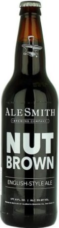 AleSmith Nut Brown English-Style Ale (Bottle and Draft)