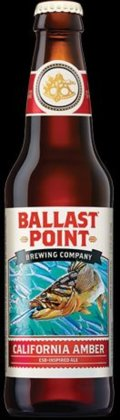 Ballast Point Calico Amber Ale - Amber Ale
