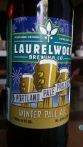 Laurelwood Portland Pale Project #15 Winter Pale Ale