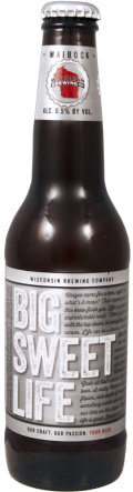 Wisconsin #005 Big Sweet Life Maibock