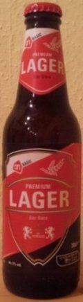 AH Basic Premium Lager