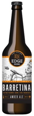 Edge Brewing Barretina Amber
