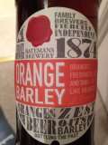 Batemans Orange Barley