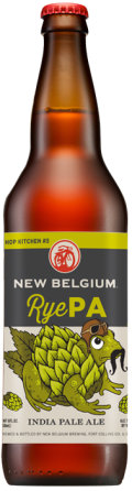 New Belgium Hop Kitchen  #5 - RyePA