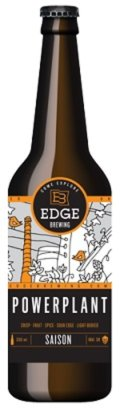 Edge Brewing Powerplant Saison