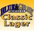 Blue & Gray Classic Lager