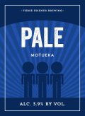 Three Friends Pale (Motueka)
