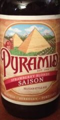 Pyramid Strawberry Blonde Saison
