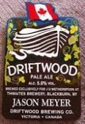 Thwaites / Driftwood Pale Ale