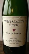 West County Cider Reine de Pomme