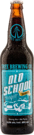 Tree Old School Stout