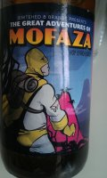 Jemtehed & Brande The Great Adventures of Mofaza Amarillo Pale Ale
