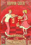 Forbidden Hoppin Cider