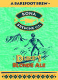 Kona Duke�s Blonde Ale - Golden Ale/Blond Ale