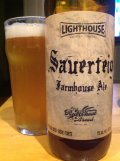Lighthouse Sauerteig Farmhouse Ale
