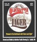 Maritime Pacific Old Seattle Lager
