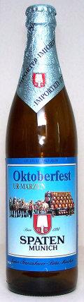 Spaten Oktoberfest Ur-M�rzen