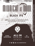 All In Brewing Midnight At Noon