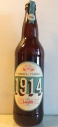 Belgh Brasse Amos 1914 - Premium Lager