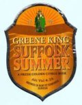 Greene King Suffolk Summer - Golden Ale/Blond Ale