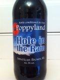 Poppyland Hole in the Rain
