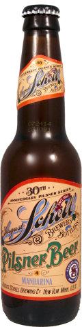 Schell 30th Anniversary Pilsner - Mandarina