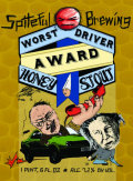 Spiteful Worst Driver Award Honey Stout