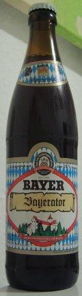 Bayer Br�u Bayerator Doppelbock