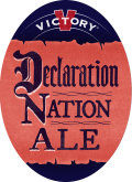 Victory Declaration Nation Ale  - Brown Ale